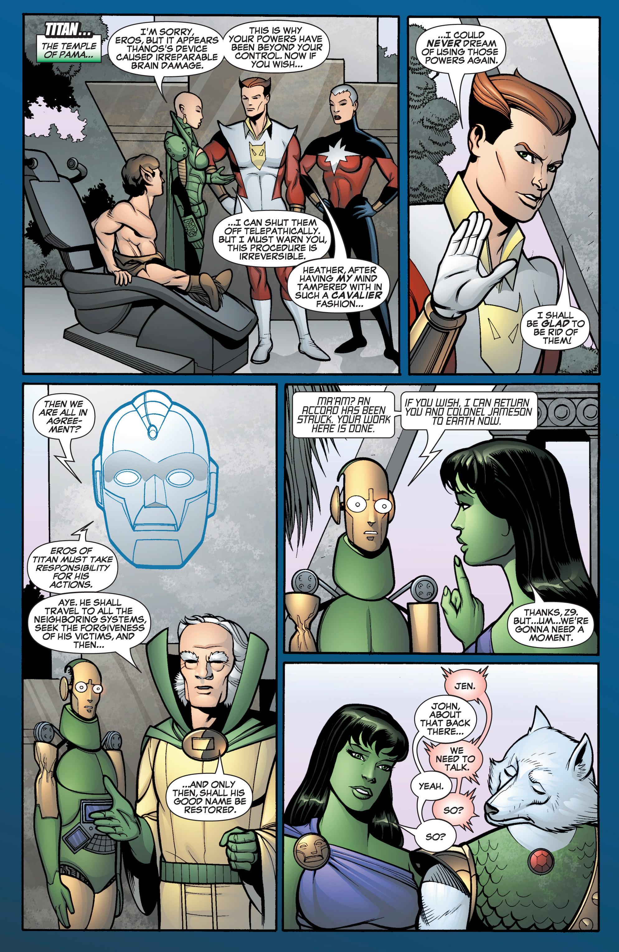 Read online She-Hulk (2005) comic -  Issue #13 - 23