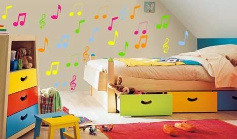 Dormitorio infantil para niña