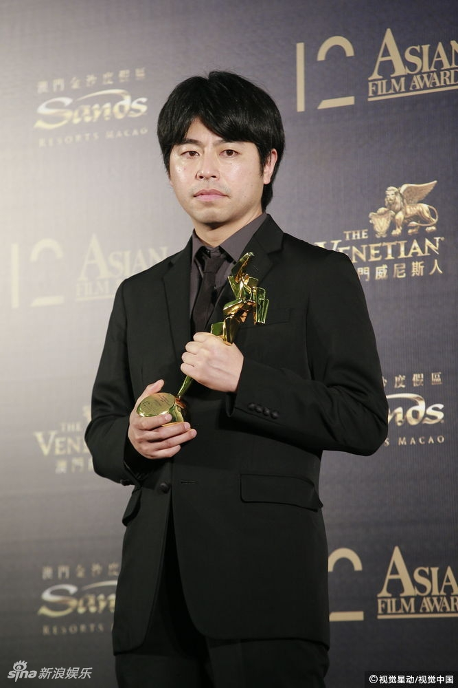 YUYA ISHII GANA EL PREMIO DE MEJOR DIRECTOR EN LOS ASIAN FILM AWARDS