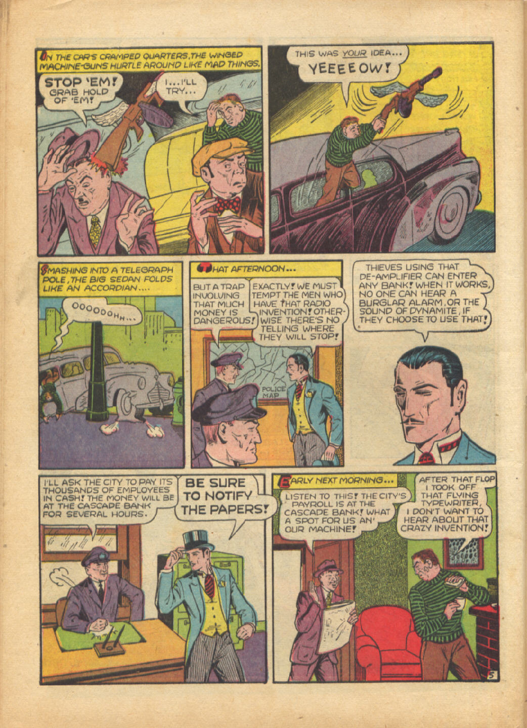 Read online Action Comics (1938) comic -  Issue #64 - 53