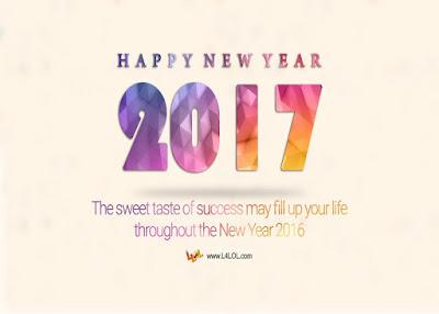 Happy New-Year 2017 Photos