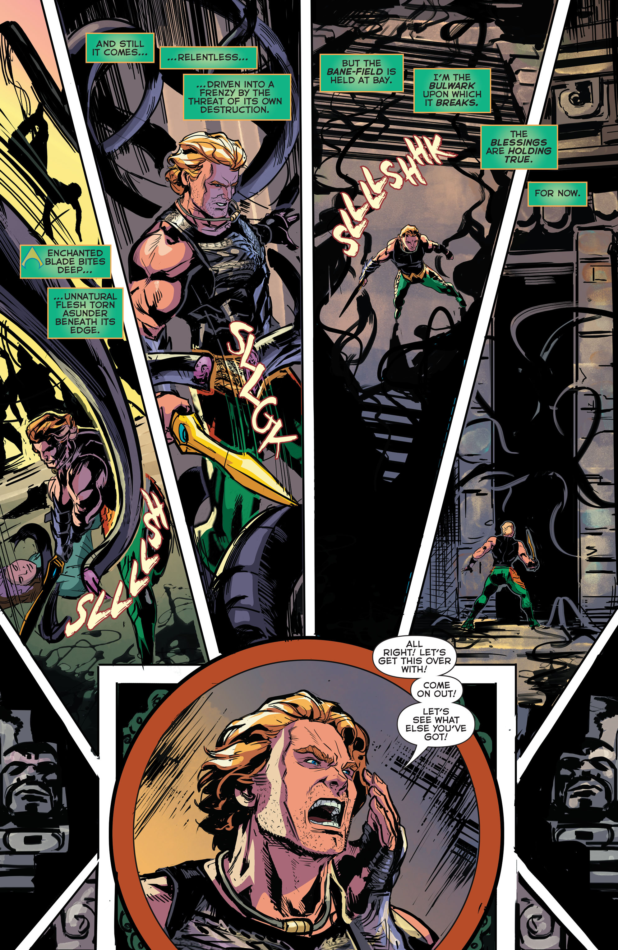 Read online Aquaman (2011) comic -  Issue #41 - 7