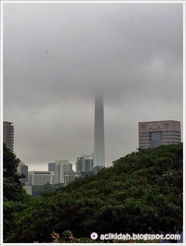Tanpa Bicara #11 : Kabus Di Kuala Lumpur