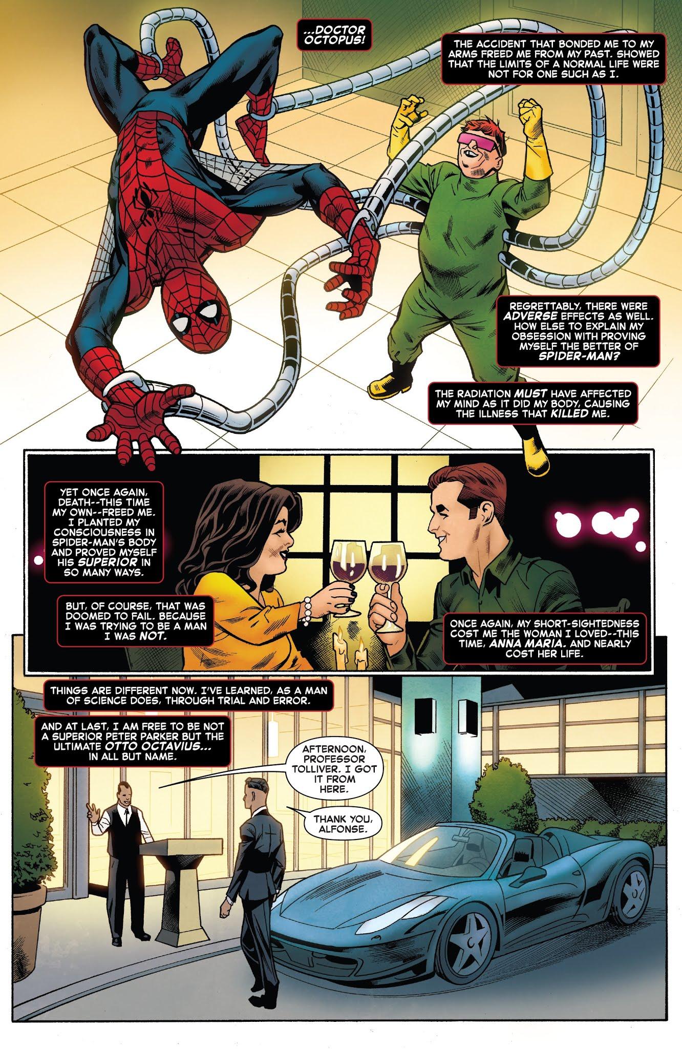 Superior Spider-Man (2019) issue 1 - Page 11