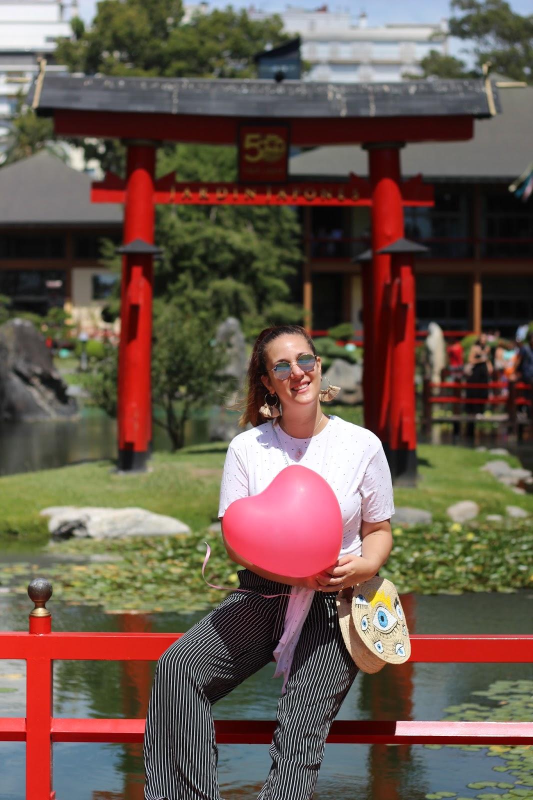 turismo en el jardin japones