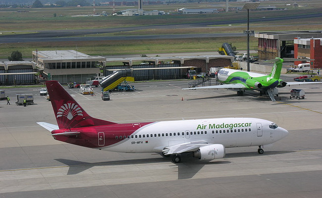 Xvlor List of airports in Madagascar