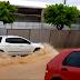 VÍDEO: Barreiras-BA tem sábado de muita chuva e transtornos