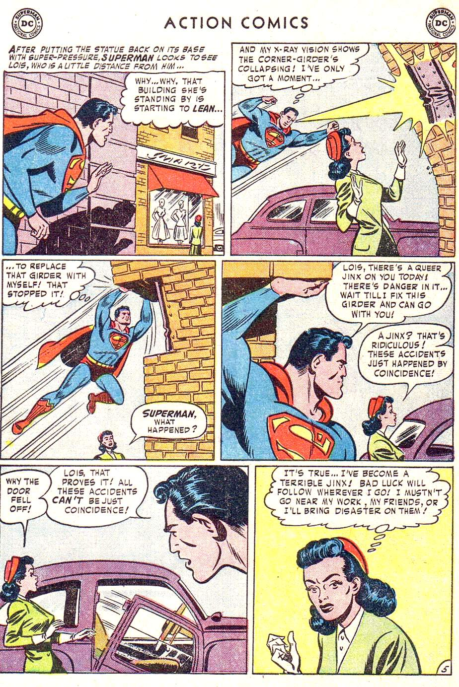 Read online Action Comics (1938) comic -  Issue #172 - 7