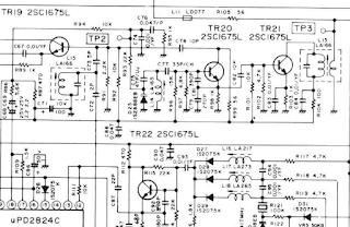 Projetos e Transceptores.: VCO Rádios CB e Modulos UHIC