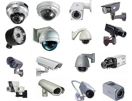Pasang kamera CCTV : Mengenal Jenis-Jenis Kamera CCTV
