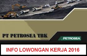 Lowongan Kerja Terbaru Lulusan SMK,D3,S1 PT Petrosea Tbk
