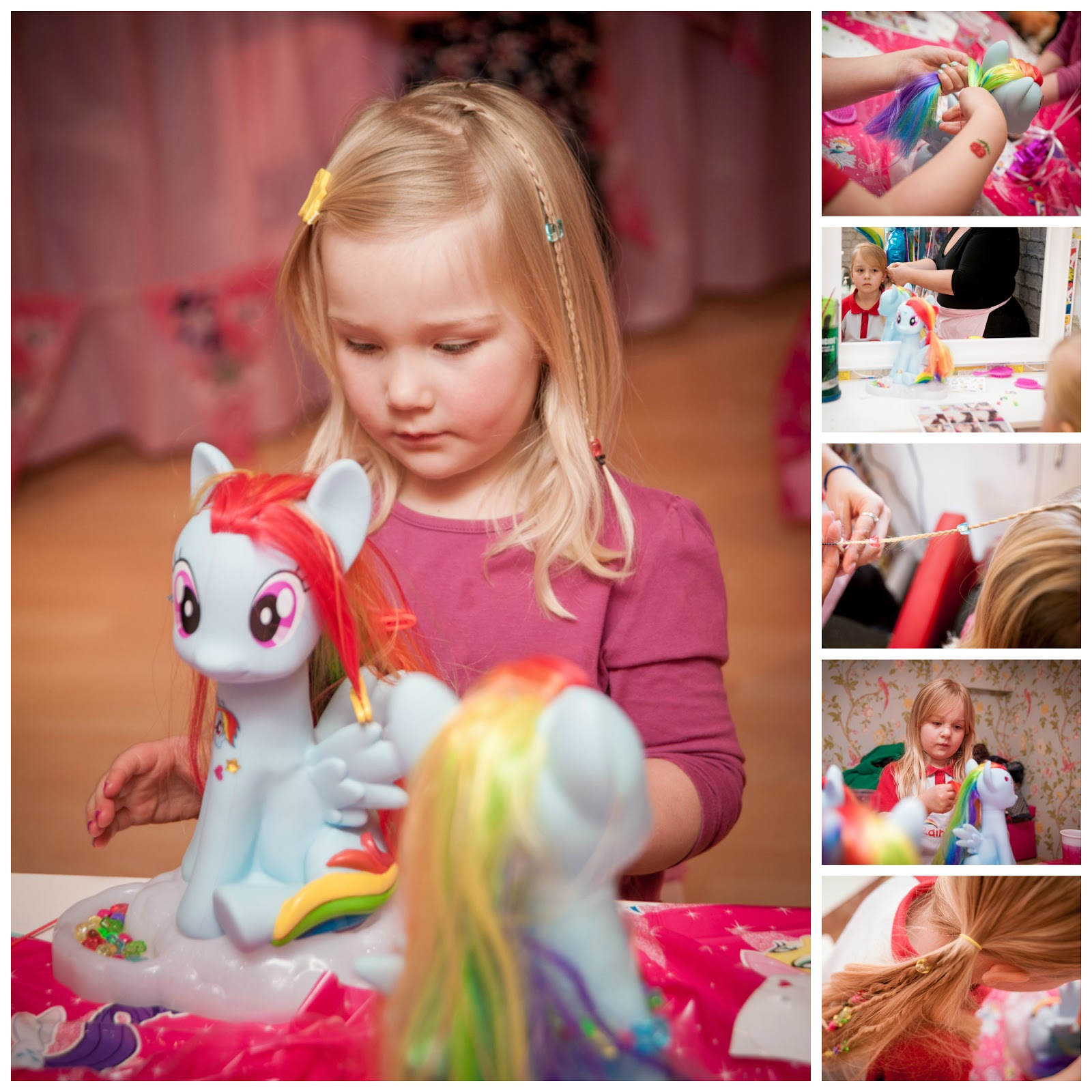 my pony hair styling mellow mummy my pony style amp groom rainbow dash 1080
