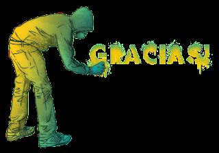 imagenes de gracias - rap - graffity