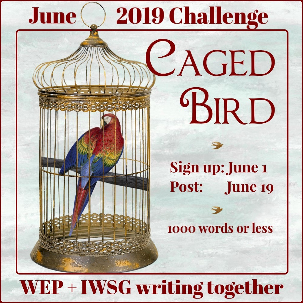 Join us for WEP+IWSG June 2019 Challenge!