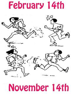 Children's Day/Valentine's Day