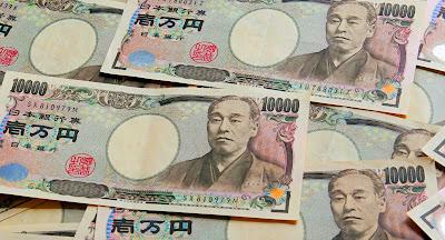 poussée du yen