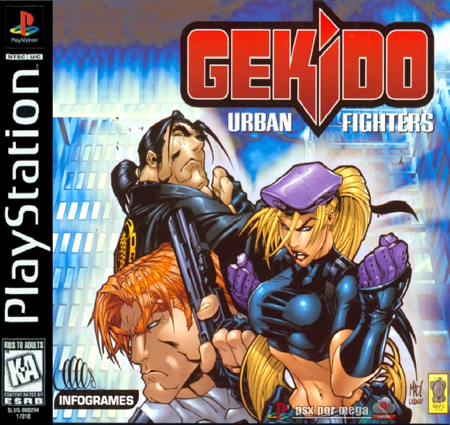 gekido urban fighters gameshark codes