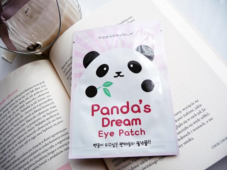 Tony Moly Panda's Dream Eye Patch rozświetlające płatki pod oczy