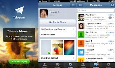 تحميل برنامج تيليجرام للمحادثات للكمبيوتر Download Telegram Desktop 1.0.0 برابط مباشر