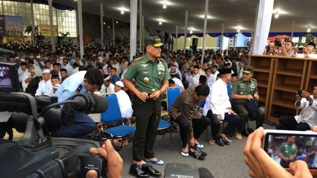 Panglima TNI: Yang Mencerdaskan Bangsa adalah Muhammadiyah!
