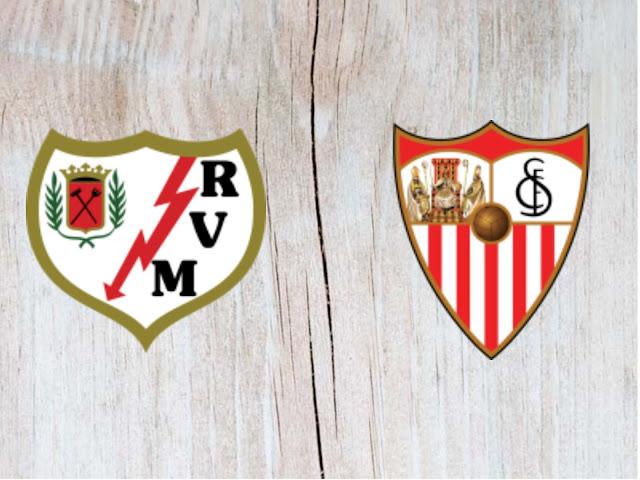 Rayo Vallecano vs Sevilla - Highlights - 19 August 2018