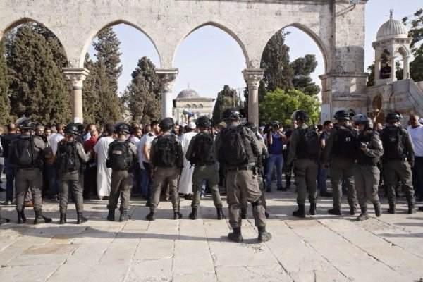 Σφοδρές συγκρούσεις στην Πλατεία των Τεμενών στην Ιερουσαλήμ