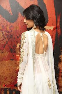 Telugu Actress Mahima Makwana Stills in White Desginer Dress at Venkatapuram Movie Logo Launch  0060.JPG