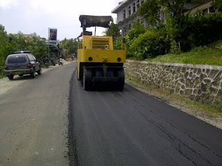 Aspal Jalan, Aceh Tengah Habiskan Dana Rp151 Miliar