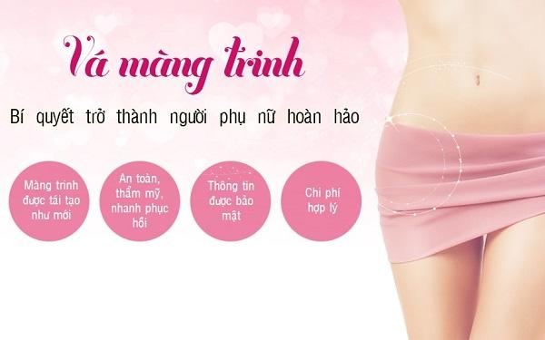 Vá màng trinh an toàn tại đâu tp Hồ Chí Minh-songvuikhoemoingay24h