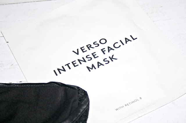 Verso Skincare Intensive face Mask