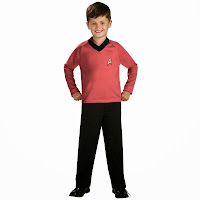 image Star Trek  Kids Costume Sale only 1,97