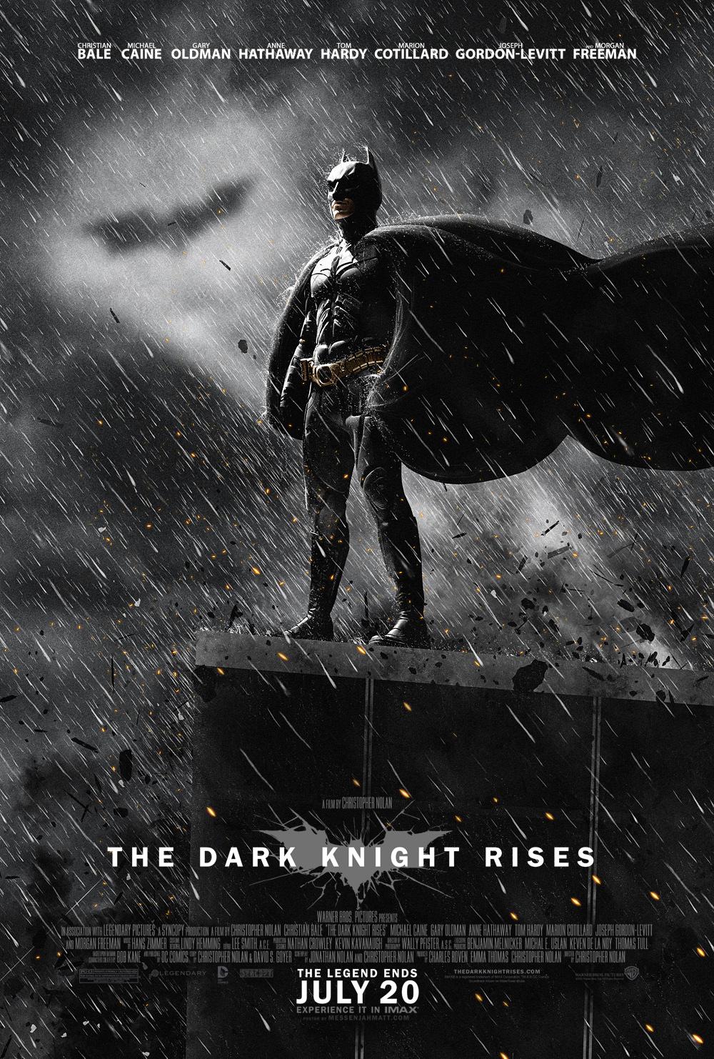 The Dark Knight Rises Free Full Movie