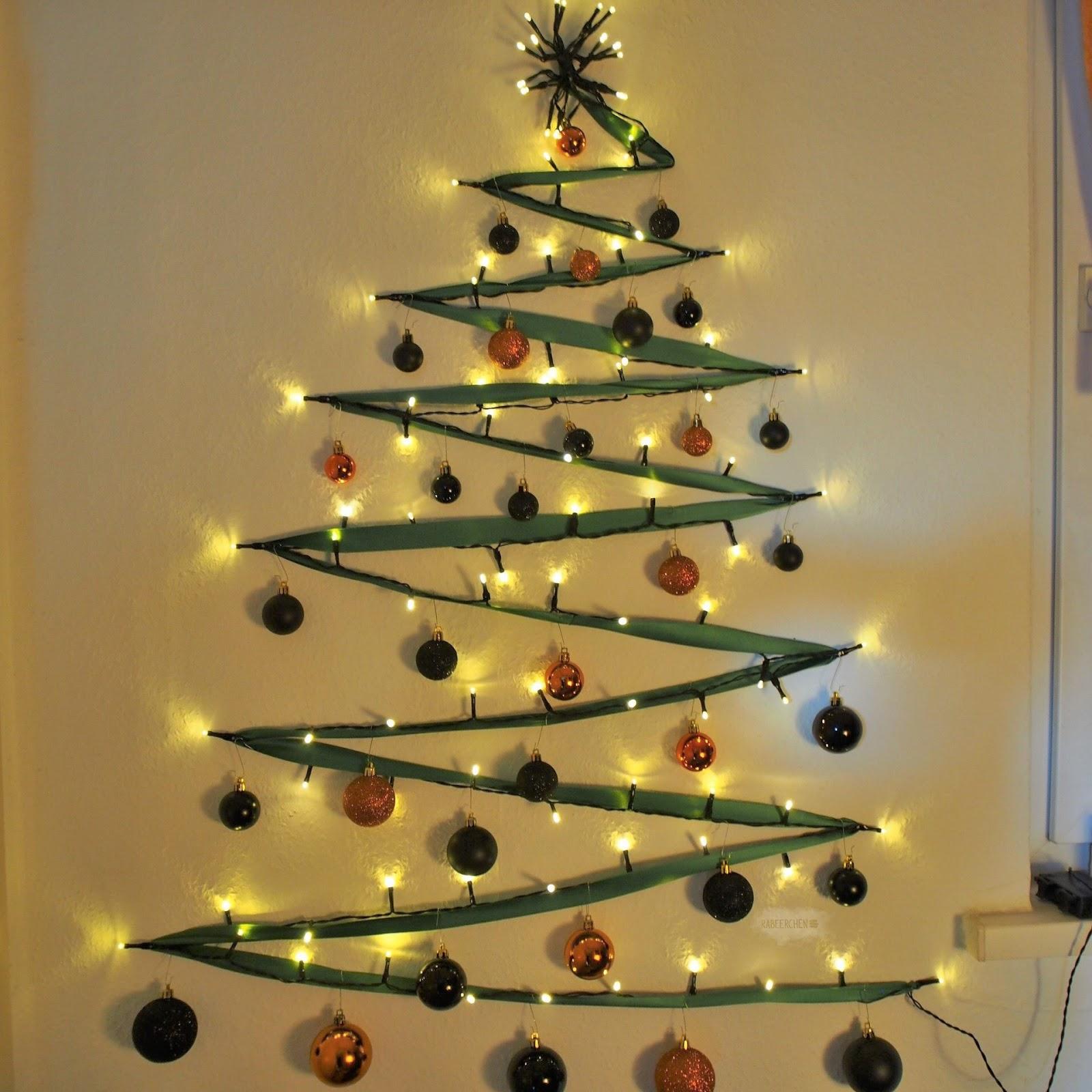 Alternative Zum Weihnachtsbaum rabeerchen do it yourself ein tannenbaum für die kleine wohnung
