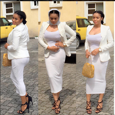 House Of Malik Magazine Chief Editor, Miss Zenishia Abdulmalik Looks Flawless In New Photos