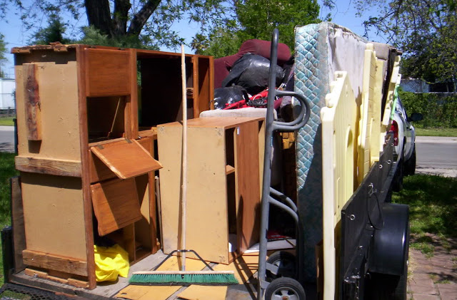 Junk Removal Services in Greensboro