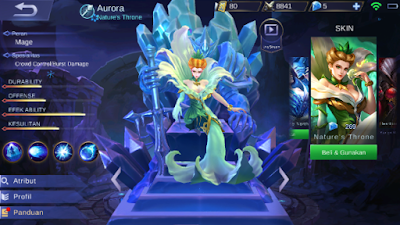 4 Hero Mage Terkuat di Mobile Legend