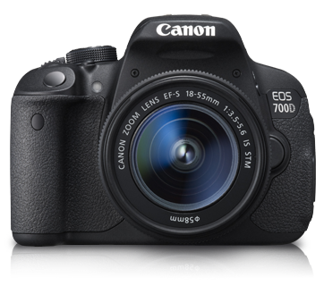 EOS 700D Kit (EF S18-55 IS STM)