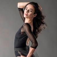 foto, ballerina