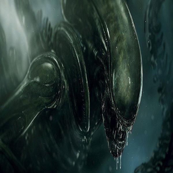 Alien Wallpaper Engine