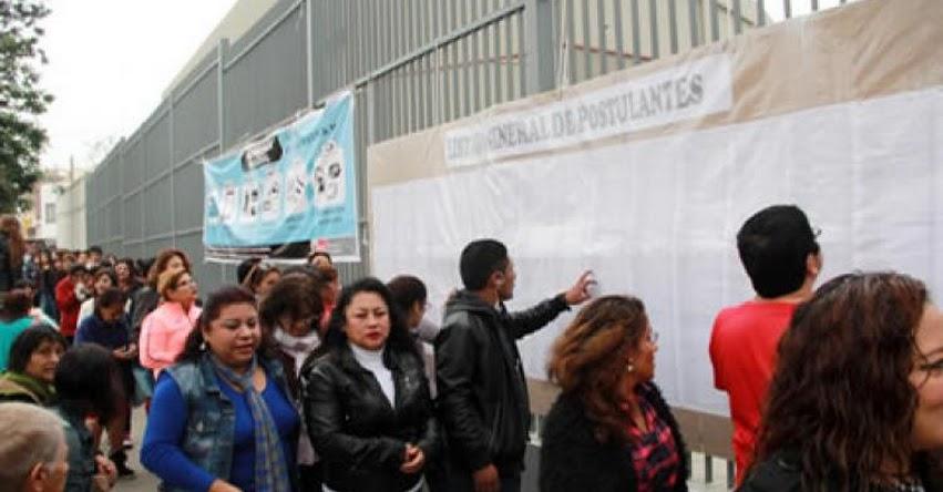 Este domingo 15 más de 165 mil docentes participarán en concursos de ascenso y de cargos directivos