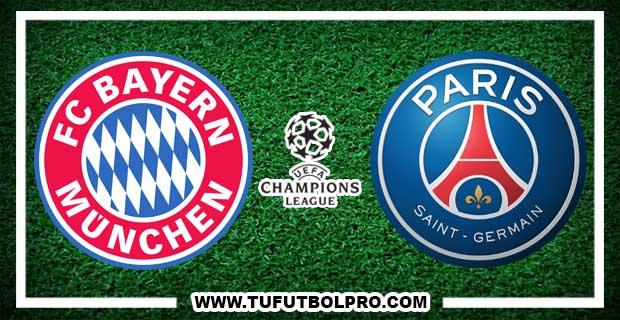 Ver Bayern Múnich vs PSG EN VIVO Por Internet Hoy 5 de Diciembre 2017