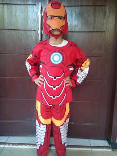 jual kostum anak superhero hulk