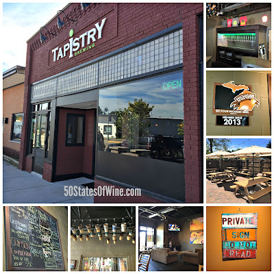 Tapistry Brewing, Bridgman, MI