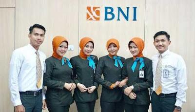 Lowongan Kerja Jobs : Program Magang Bina BNI Lulusan Baru Min SMA SMK D3 S1 Bank BNI (Persero)