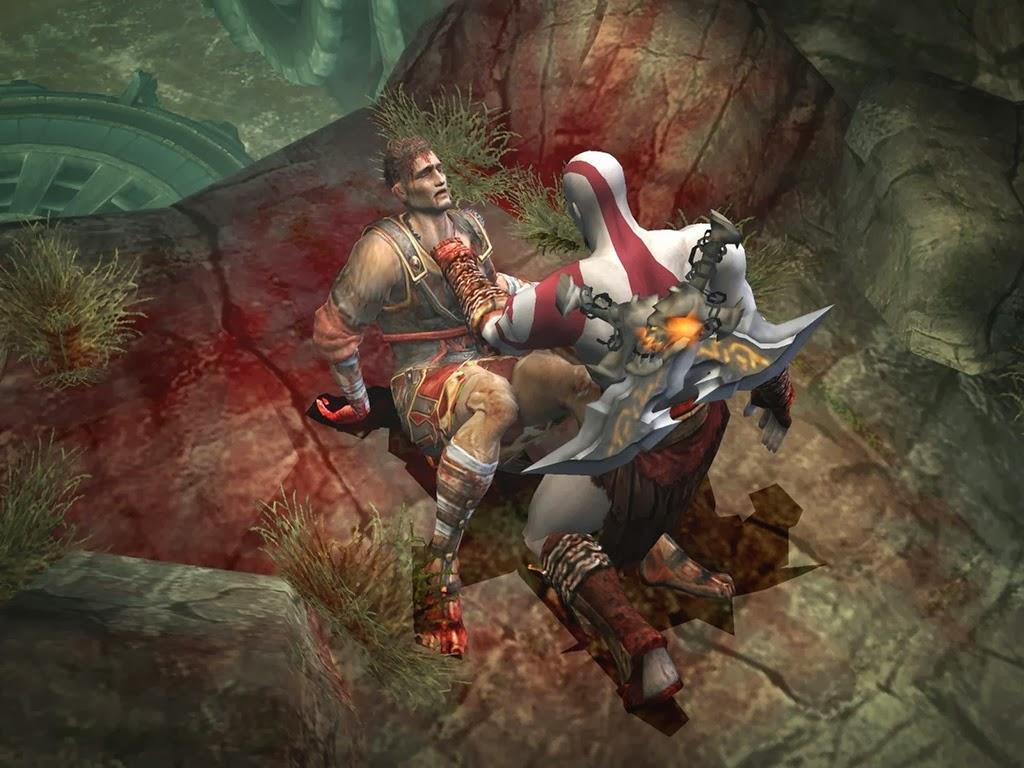 تحميل لعبة god of war 2