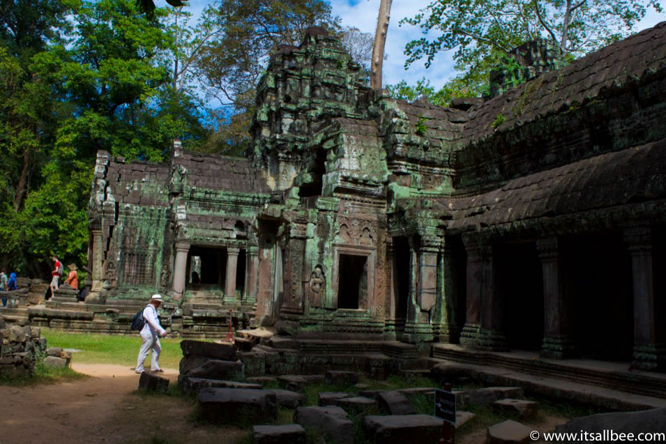 "Tips for exploring Ta Prohm, Cambodia's famous temple aka The ""Tomb Raider"" Temple. Pictures to illustrate why this is a must see temple in Siem Reap."