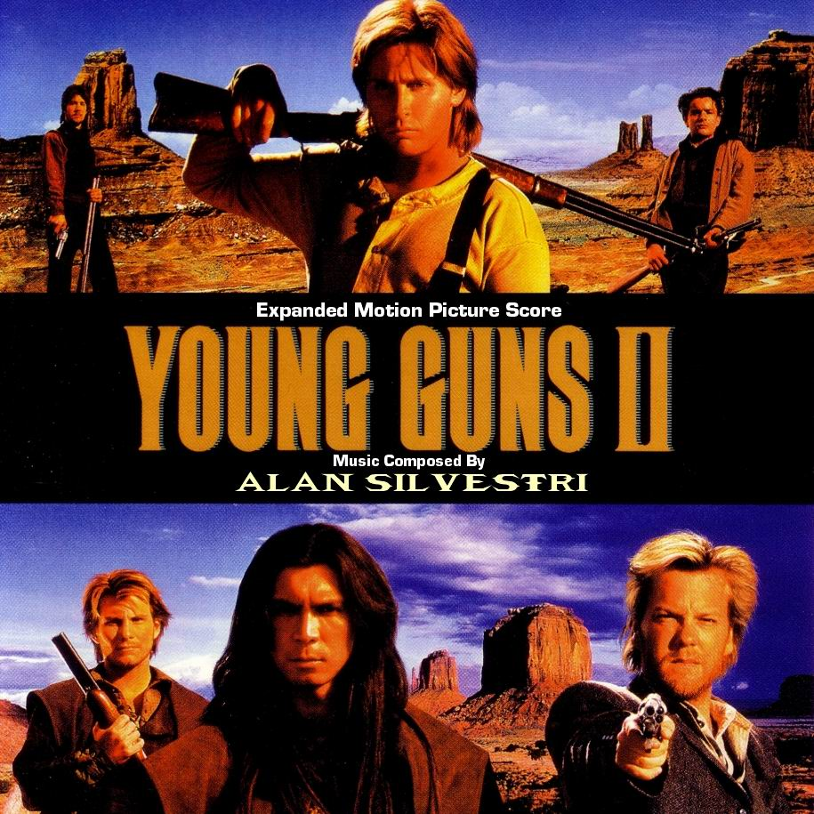 Chronological Scores / Soundtracks: Young Guns II