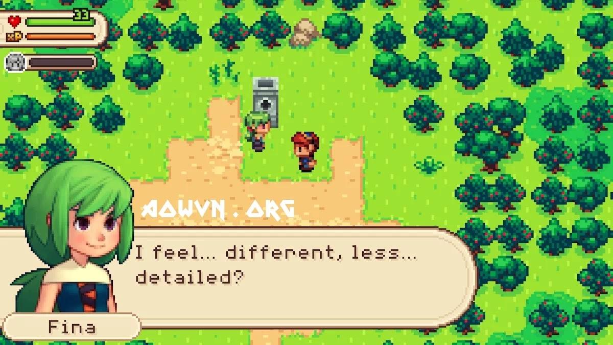 evoland aowvn%2B%25282%2529 - [ PC ] Evoland 1 & 2 | Gói Gọn Lịch Sử Game RPG Trong Một Game