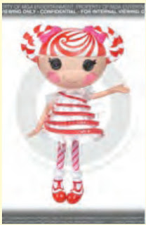 lalaloopsy peppermint preview