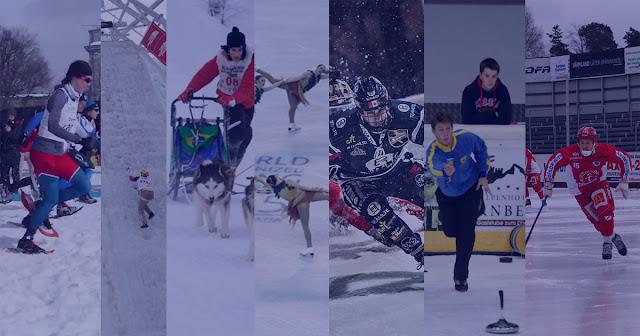Dez esportes de inverno não-olímpicos que você precisa conhecer